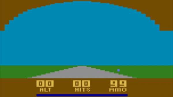 Air Raiders Atari 2600
