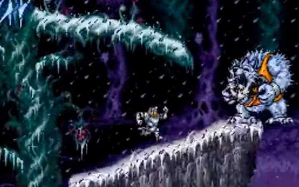 Super Ghouls N Ghosts SNES