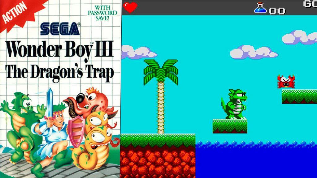 Wonder Boy III master system