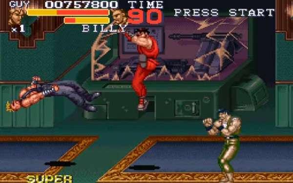 final fight 3 snes