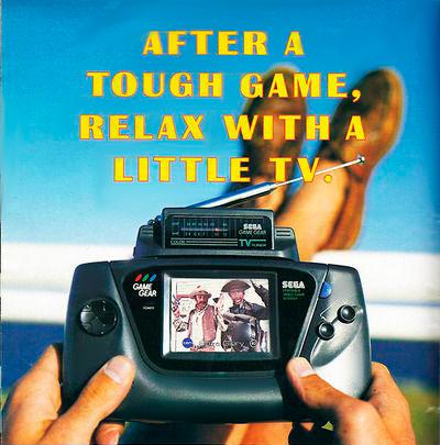 Game Gear tv