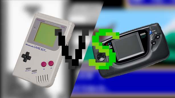 Game Boy contra game gear