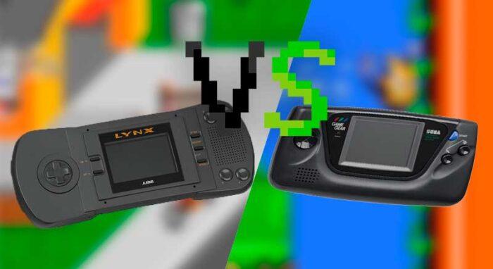 Atari Lynx vs Game Gear