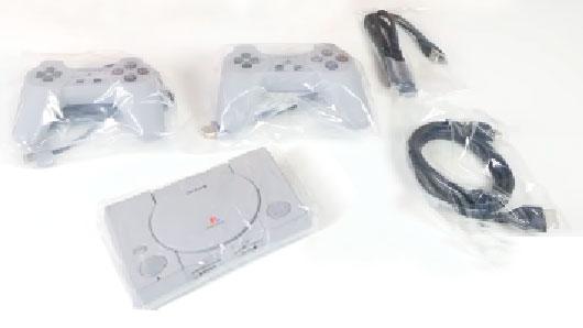 Contenido de la PlayStation Classic Edition