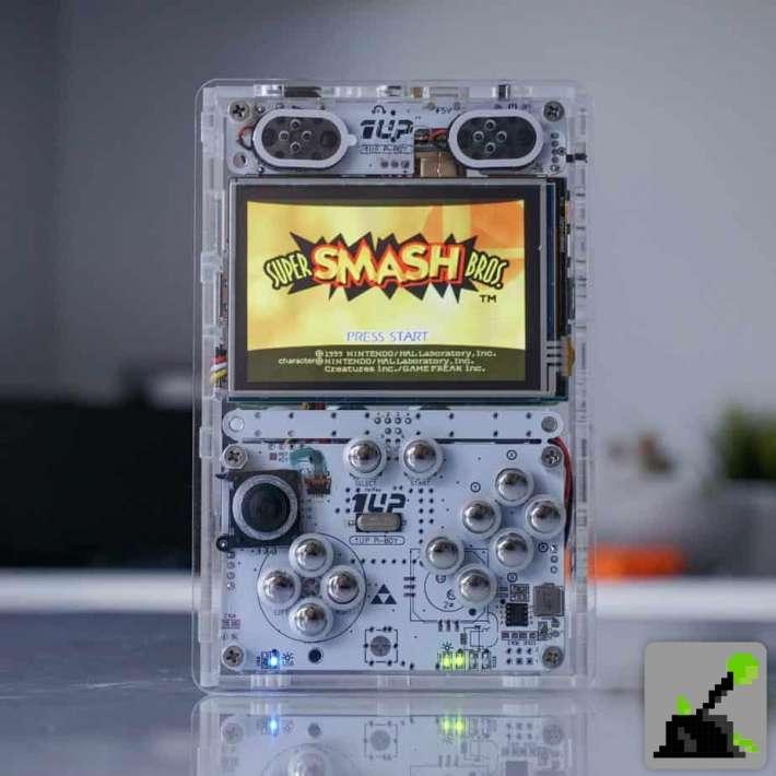 gameboy 1up smash bros