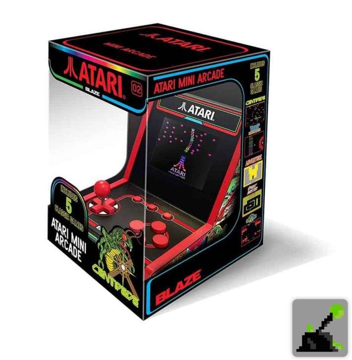 mejores miniconsolas - Atari Mini Arcade