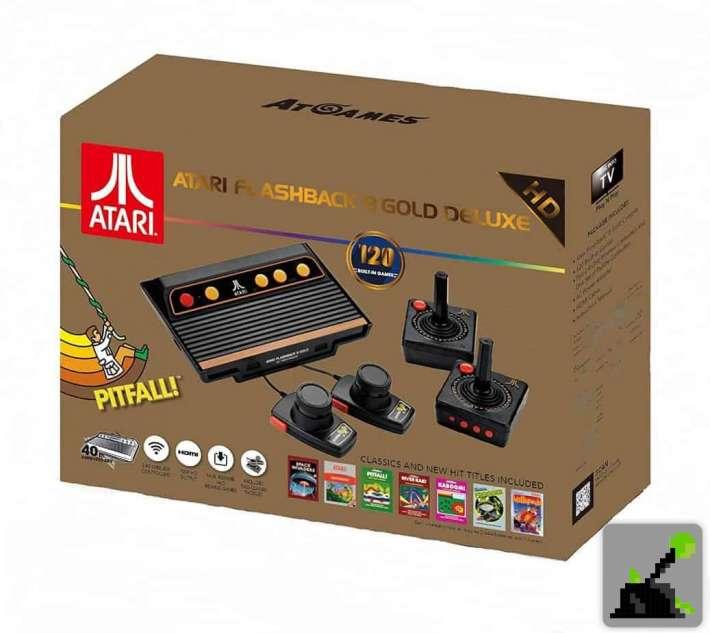 Caja Atari Flashback