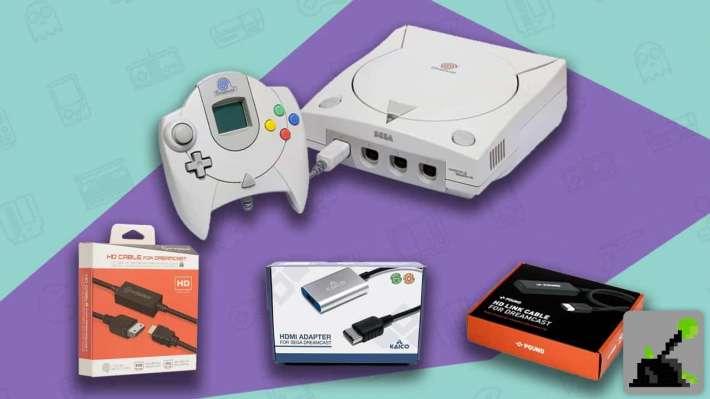 Mejores cables HDMI de Dreamcast