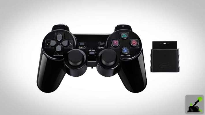 Comprar un controlador PS1 - inalámbrico