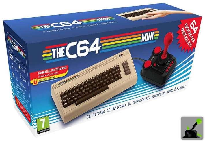 Caja clásica C64