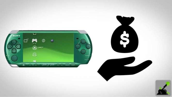 Cuánto vale un PSP Slim