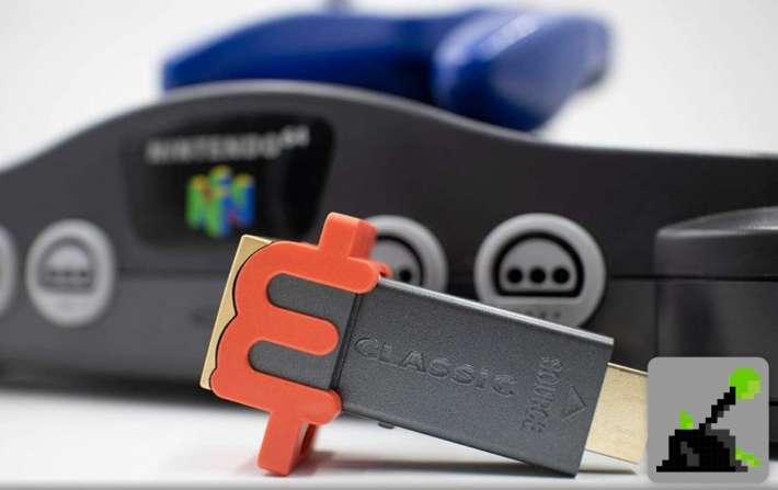 Los mejores cables de juego - MClassic Graphics Enhancer
