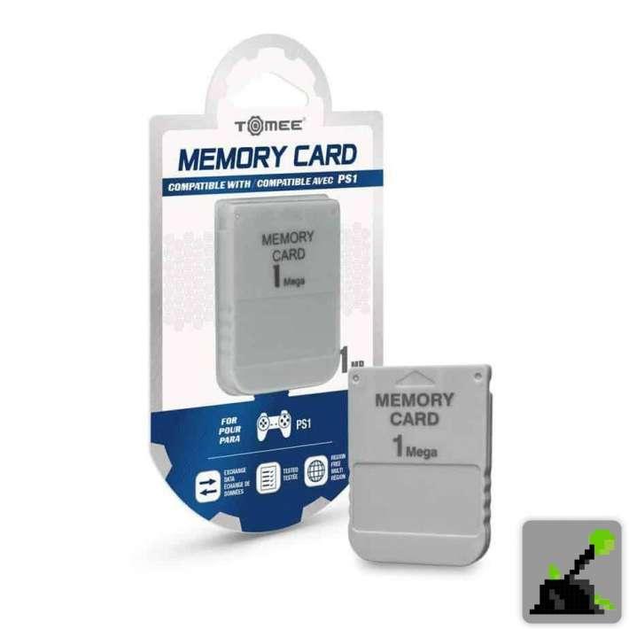 Tarjeta de memoria PS1