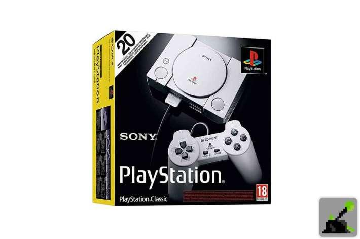 Las mejores miniconsolas - Playstation Mini
