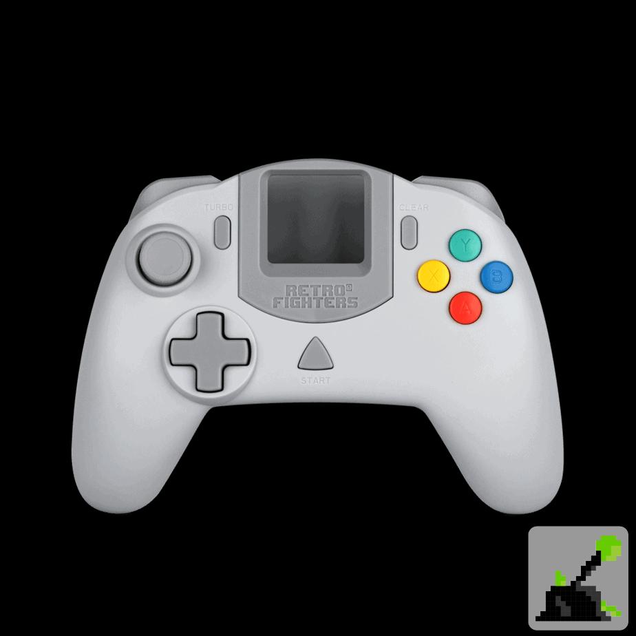 Retro Fighters Dreamcast Mini remoto