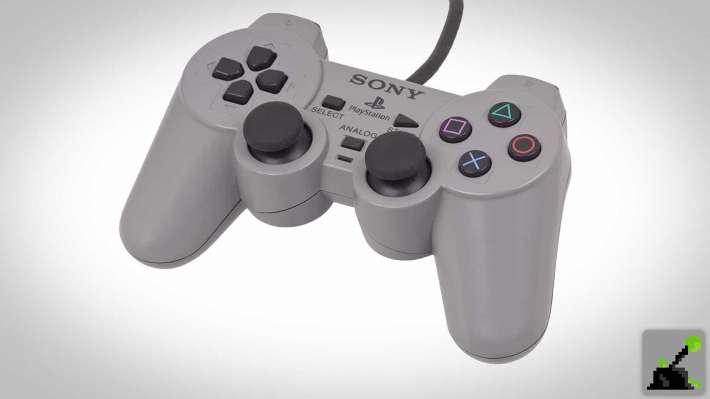 Mando a distancia PS1 DualShock