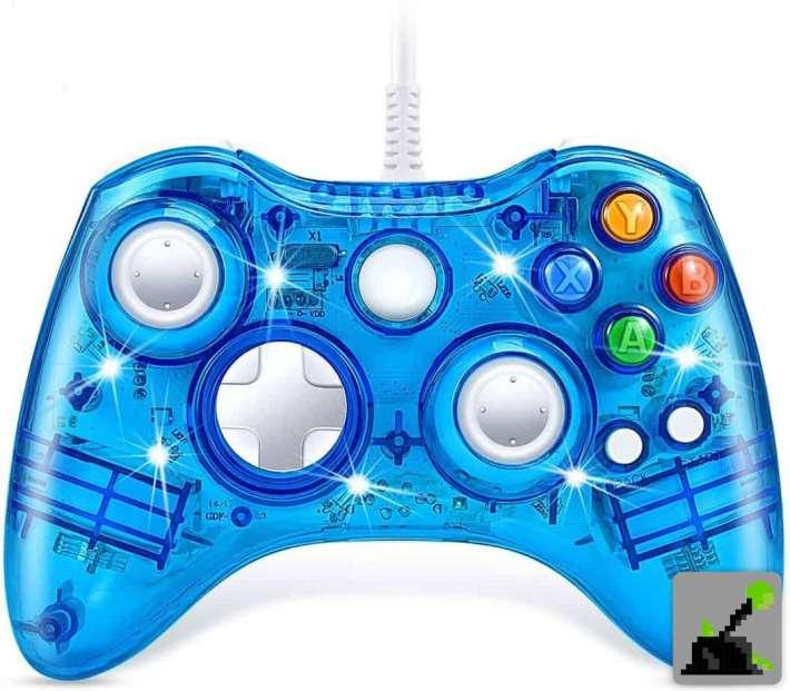 Controlador LED de juegos de Microsoft