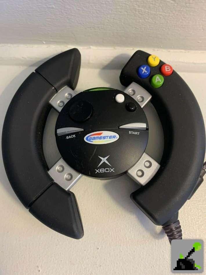 Los mejores accesorios de Xbox - Rueda de carreras