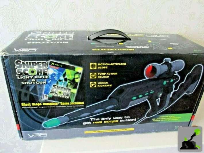 Los mejores accesorios de Xbox - Rifle ligero