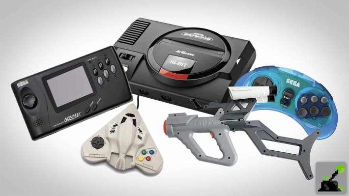 best mega drive accesorios
