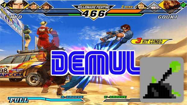 Los mejores emuladores dreamcast - Demul