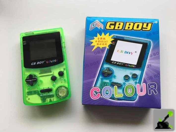 gb color niño