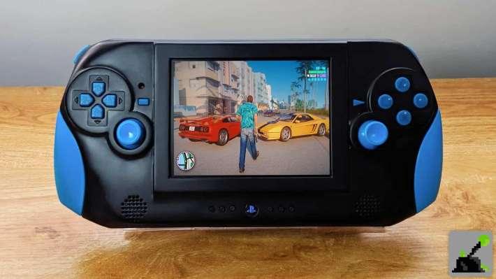 PS2 Handhelds